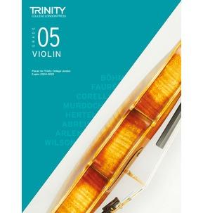 Trinity College London: Violin Exam Pieces 2020-2023 - Grade 5 Score and Part