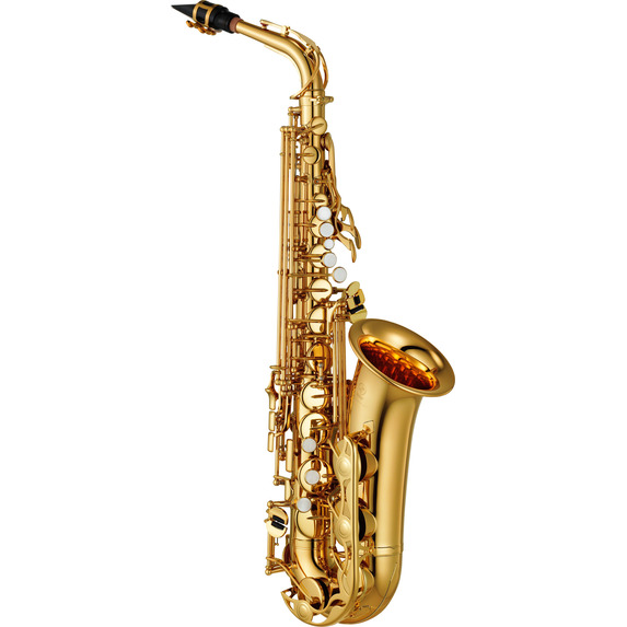 yamaha yas 280 eb alto saxophone outfit. Black Bedroom Furniture Sets. Home Design Ideas
