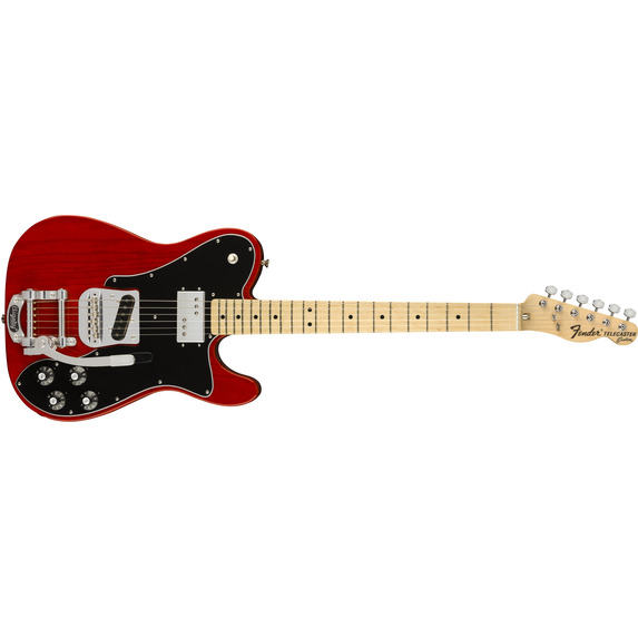 fender limited edition 72 telecaster custom w bigsby review