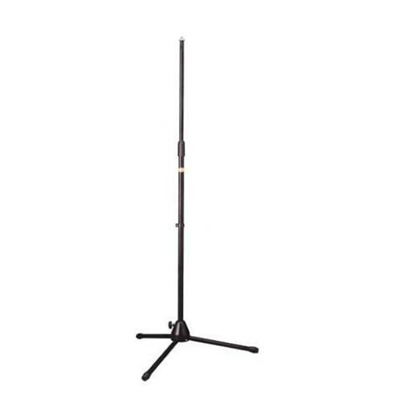 amplifiers stagg mis1020bk straight microphone stand without clip. Black Bedroom Furniture Sets. Home Design Ideas