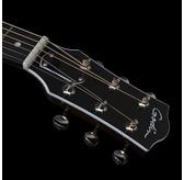 Godin Rialto JR Satina Gray HG Q-Discrete Electro Acoustic Guitar & Case