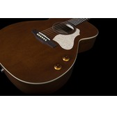 Art & Lutherie Legacy Q-Discrete Electro Acoustic Guitar - Havana Brown SG
