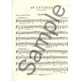 Kopprasch 60 Studies for Trumpet Book 1 ed Voisin