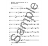 Guest Spot: Big Film Hits Playalong For Violin (Book/Download Card)