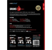 Rockschool: Hot Rock Drums - Graded Books (Book/Download Card) Grade 5