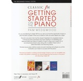 Pam Wedgwood: Getting Started On The Piano (Classic FM)