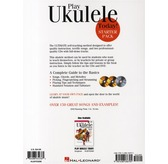 Play Ukulele Today! Starter Pack Including CDs/DVD