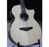 Faith FVHG - HiGloss Venus Cut/Electro Acoustic Guitar With Hard Case
