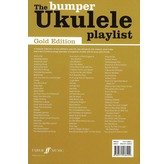 The Bumper Ukulele Playlist: Gold Edition (Chord Songbook)