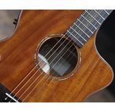 Faith FNCEMG Mahogany Neptune Cutaway Electro Acoustic Guitar & Hard Case