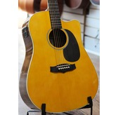 Tanglewood Nashville V TN5 D CE Electro Acoustic Guitar & Case B-Stock