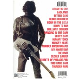 Bruce Springsteen Greatest Hits (Guitar Tab)