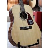 Fender CD-140S Acoustic Guitar - Natural