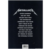 Metallica: The Black Album (Guitar Tablature)