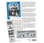The Beatles: Love Me Do - 50th Anniversary Edition (Piano, Vocal & Guitar)