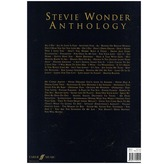 Stevie Wonder Anthology (Piano, Vocal & Guitar)