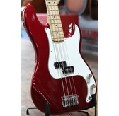 Fender Standard Precision Bass, Candy Apple Red, Maple