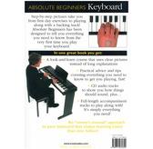 Absolute Beginners: Keyboard (Including CD)