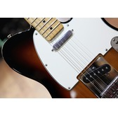 Fender Standard Telecaster, Maple Fingerboard, Brown Sunburst, No Bag