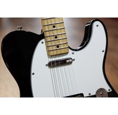 Fender Standard Telecaster, Black, Maple