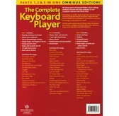 The Complete Keyboard Player: Omnibus Edition- Revised Ed