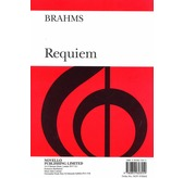 Johannes Brahms: Requiem Op.45 (Novello Vocal Score)