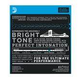D'Addario EXL110-3D Nickel Wound, Regular Light, 10-46 Electric Strings x 3 Sets