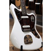 Fender Squier Vintage Modified Jaguar, Olympic White, Rosewood