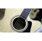 Alvarez RF26CE Regent Electro Acoustic Guitar & Deluxe Gig Bag, Natural