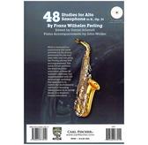 Franz Wilhelm Ferling: 48 Studies For Alto Saxophone In E Flat Op.31