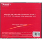 Trinity College London: Guitar CD - Initial-Grade 5 (2016-2019)