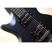 ESP LTD EC-50 BLKS L/H Black Satin Left-Handed Guitar