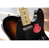 Fender Classic Player Baja Telecaster, 2-Colour Sunburst, Maple