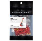Nanoblock: Electric Guitar - Red