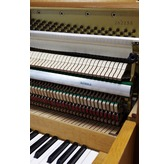 Secondhand Kemble Cambridge Acoustic Piano With Safety Castors