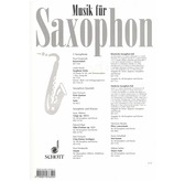 Classical Pieces for Alto Saxophone & Piano