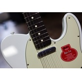 Fender Classic Player Baja '60s Telecaster, Faded Sonic Blue, Rosewood