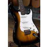 Fender Squier Bullet Strat with Tremolo, Brown Sunburst, Rosewood