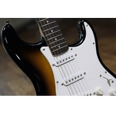 Fender Squier Bullet Strat with Tremolo, Brown Sunburst, Indian Laurel