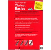 Clarinet Basics - Harris - Pupil's Book/CD