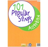 101 Popular Songs Accordion by Jay Latulippe