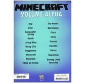 Minecraft Volume Alpha for Piano Solo