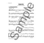 Edward Gregson: Tributes (Clarinet/Piano)