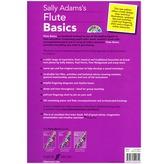 Sally Adams: Flute Basics (Pupil's Book/CD)