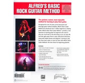 Alfred's Basic Rock Guitar Method