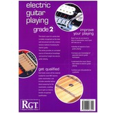Registry Of Guitar Tutors: Electric Guitar Playing - Grade Two