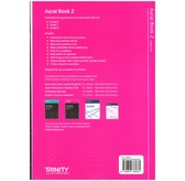 Trinity College London: Aural Tests Book 2, From 2017 (Grades 6?8) (Book/2 CDs)