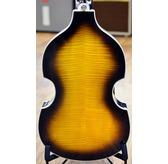 Hofner HCT Violin Bass Guitar Sunburst
