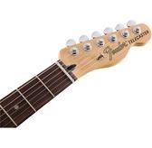 Fender Deluxe Nashville Tele, Fiesta Red, Rosewood B-Stock