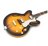 Hofner HCT5007SB HCT Verythin Bass Sun Burst - Short Scale
